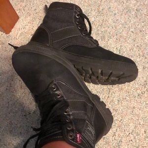 Levis hiking boots